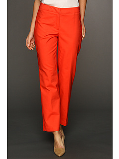 SALE! $24.99 - Save $93 on NIC ZOE Polished Stretch Slim Pant (Vermilion) Apparel - 78.82% OFF $118.00