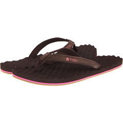SALE! $14.99 - Save $18 on Flojos Flora (Brown Fuchsia) Footwear - 54.58% OFF $33.00