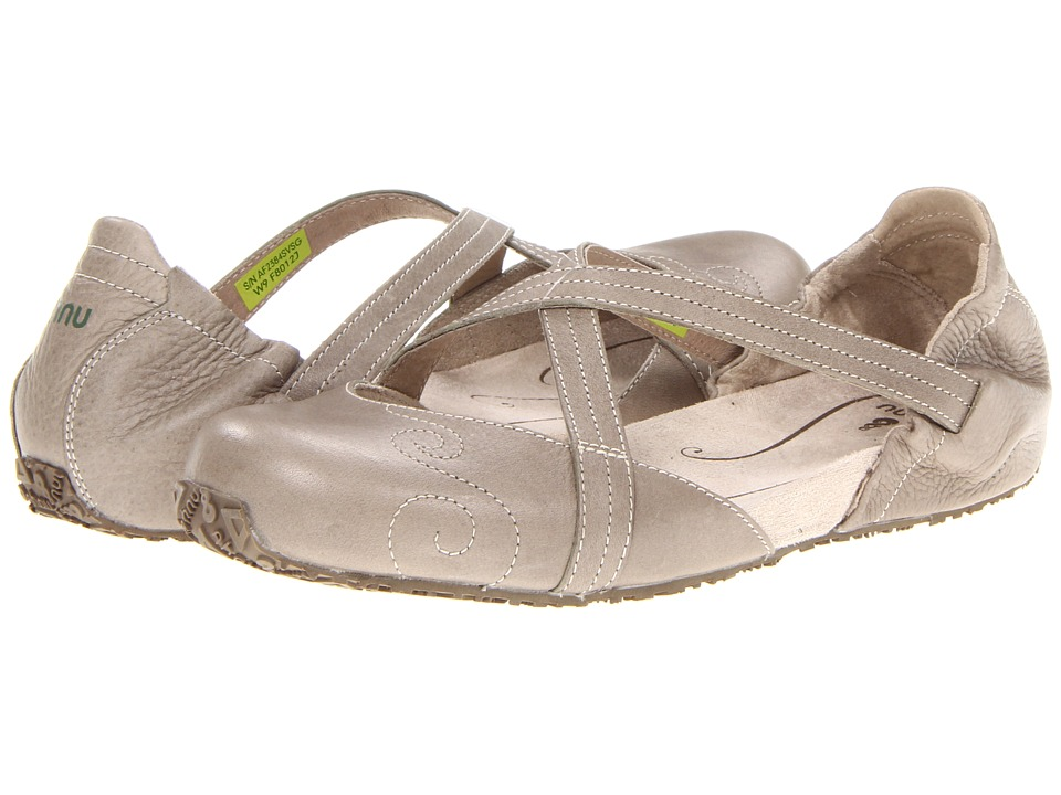 Ahnu - Karma (Silver Sage) Women's Flat Shoes