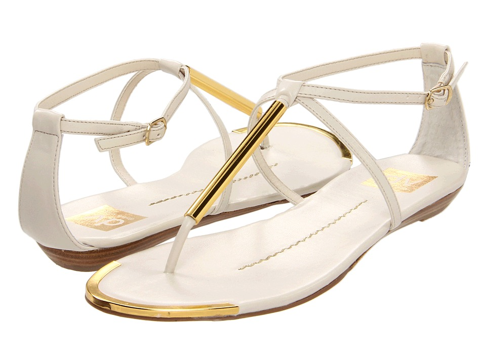 DV by Dolce Vita - Archer (White) Women's Sandals