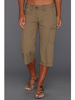 SALE! $45.55 - Save $19 on ExOfficio Vent`r Dig`r Capri (Walnut) Apparel - 29.92% OFF $65.00