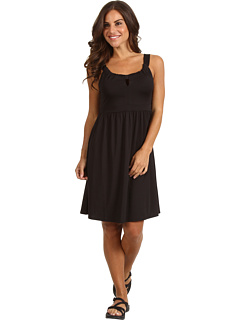 SALE! $51.84 - Save $23 on ExOfficio Sol Cool Strappy Dress (Black) Apparel - 30.88% OFF $75.00