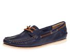 Frye - Quincy Boat Shoe (Iris Soft Full Grain) - Footwear