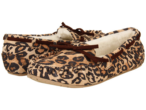 UNIONBAY - Yum Moccasin (Cheetah) Women's Moccasin Shoes