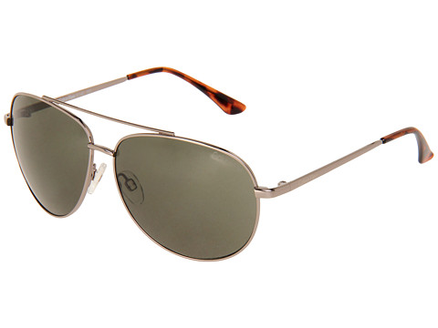 Calvin Klein - CWR114S (Gun) Metal Frame Fashion Sunglasses