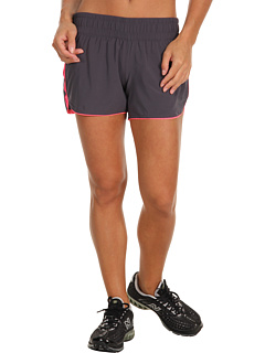 SALE! $17.99 - Save $32 on Brooks D`lite 4 Low Rise Short (Anthracite Petal Lace Print) Apparel - 64.02% OFF $50.00