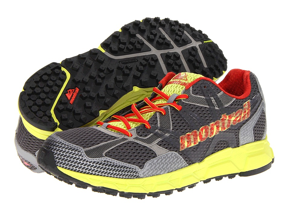 Montrail - Bajada (Coal/Sail Red) Men