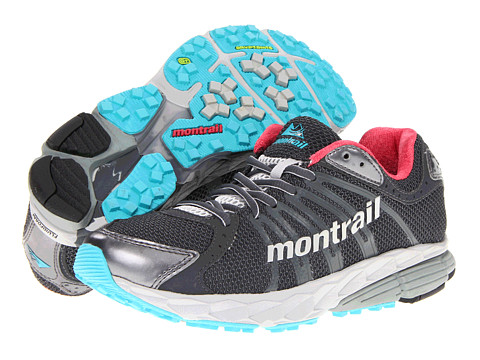 Montrail - FluidBalance (Black/Afterglow) Women's Running Shoes