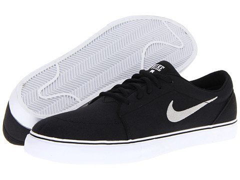 UPC 888507420671 product image for Nike SB - Satire Canvas (Black/Black/ Black UPC 888507420671 product image for Nike Satire Suede Men's Skate  Walking Shoes ...