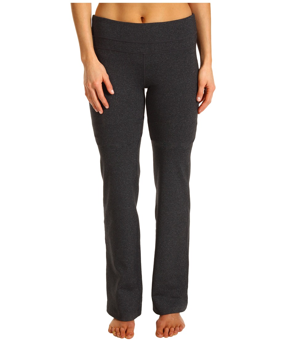 Prana - Audrey Pant (Charcoal Heather) Women's Casual Pants