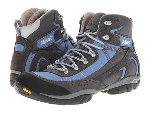 Asolo - Mesita WP (Graphite/Avio) Women's Hiking Boots