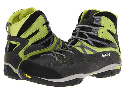 Asolo - Creek WP (Graphite) Men's Hiking Boots