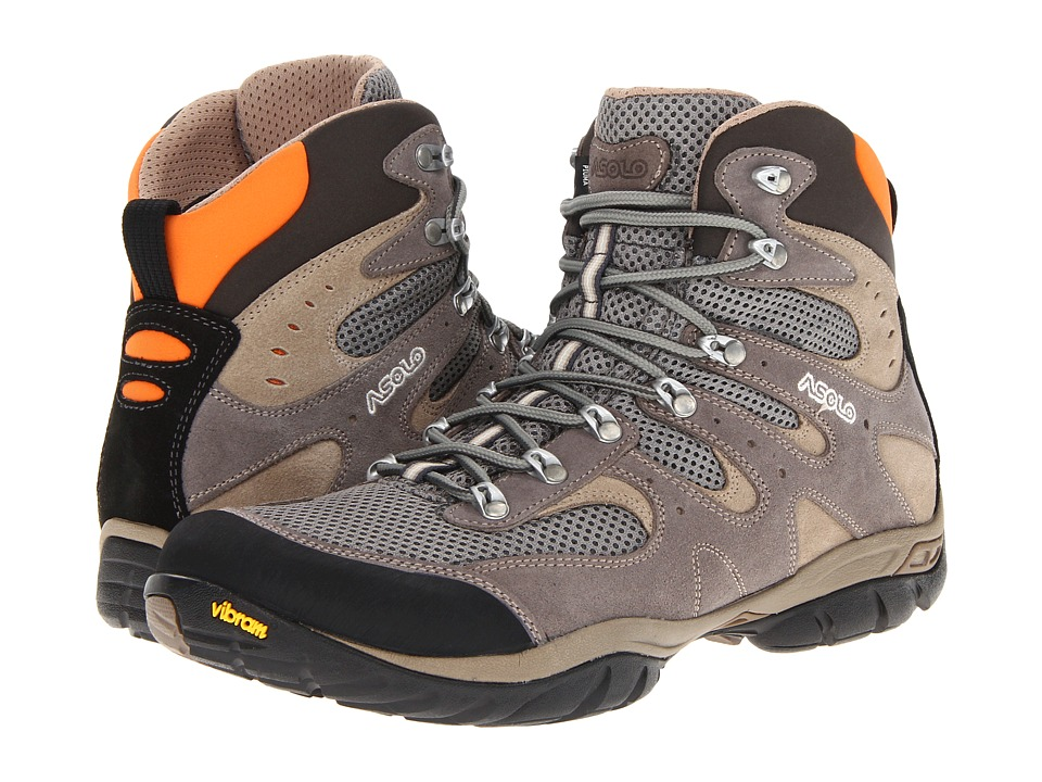 Asolo - Piuma (Cendre/Grey) Men's Hiking Boots