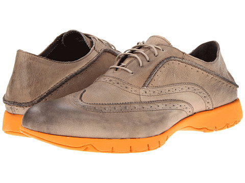 Hush Puppies - FIVE-Brogue (Stone Leather) Men