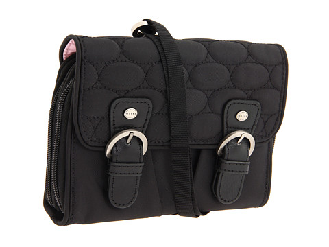 Mosey - Little Buckle (Jet Black) Handbags