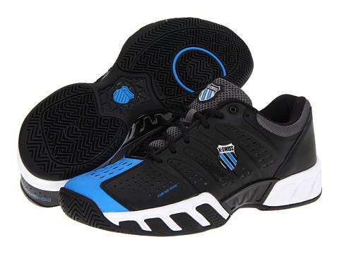 UPC 885938486511 product image for K-Swiss Bigshot Light (Black Brilliant  Blue  ... d6775f50a061