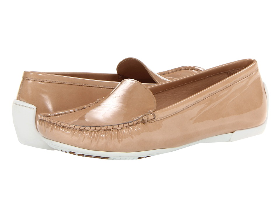 Stuart Weitzman - Mach1 (Adobe Aniline) Women's Slip on Shoes
