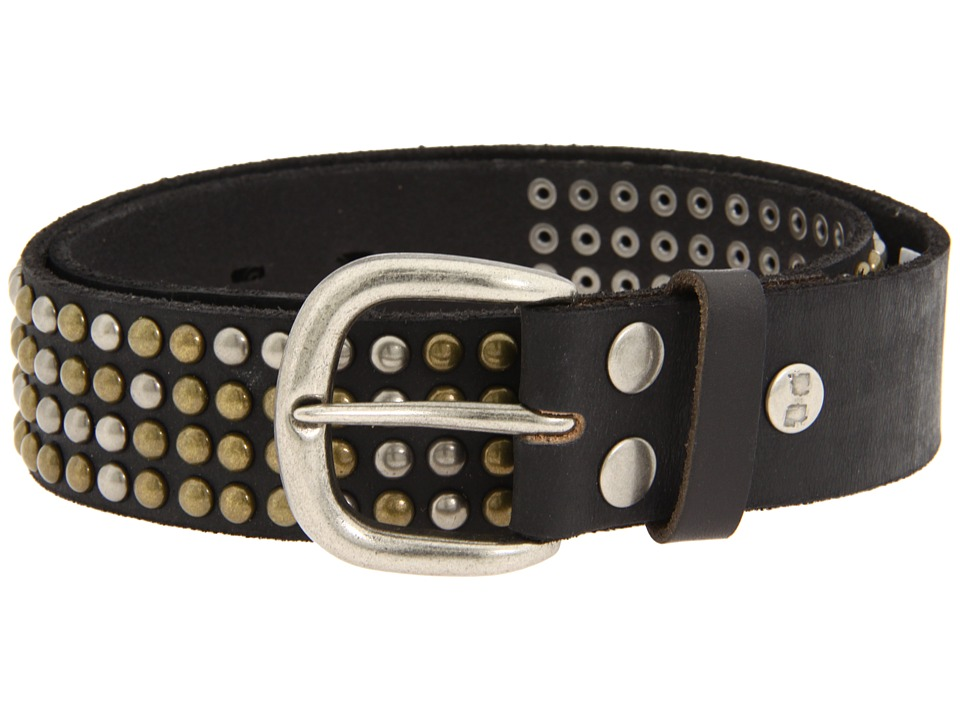 Bed Stu - Costello (Black) Belts
