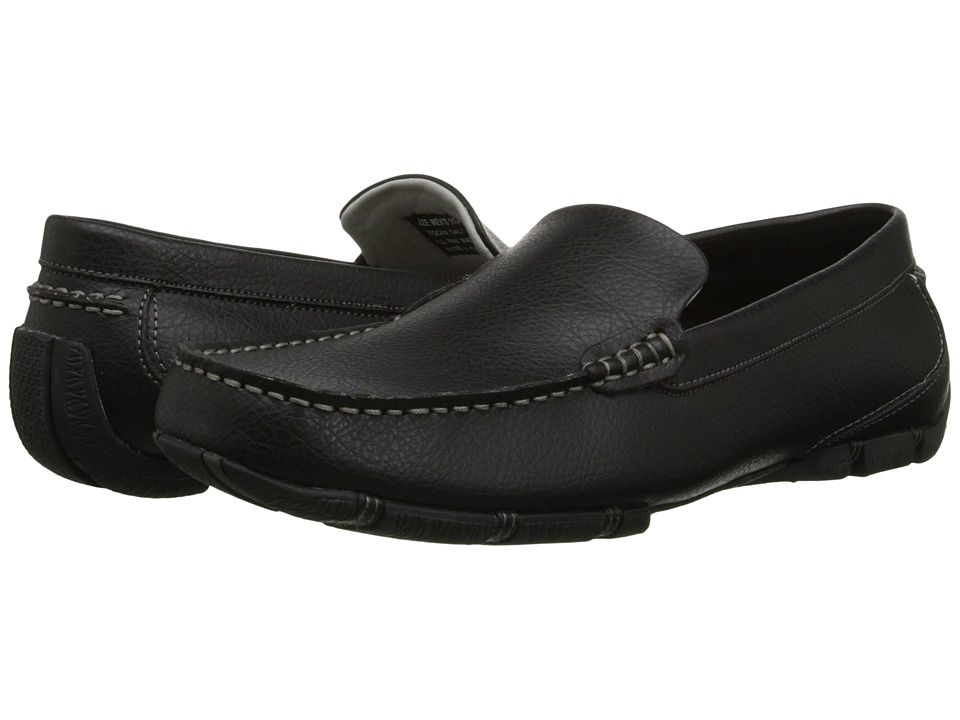 Image of Antonio Zengara - Salvo (Black) Men's Slip on Shoes