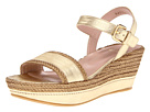 Stuart Weitzman - Sanjuan (Old Gold Raffia Braid)