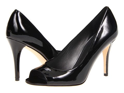 Stuart Weitzman - Stylish (Black Patent) High Heels