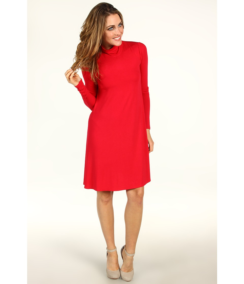 BCBGMAXAZRIA - Weiss Dress (Rio Red) Women's Dress