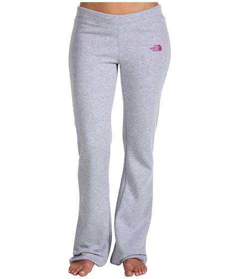 The North Face - Half Dome Pant (Heather Grey) Women's Workout