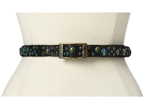 Bed Stu - Spears (Black) Women's Belts