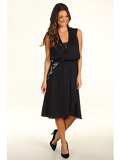 SALE! $59.99 - Save $88 on Vince Camuto Sequin Dress VC2A1732 (Black) Apparel - 59.47% OFF $148.00