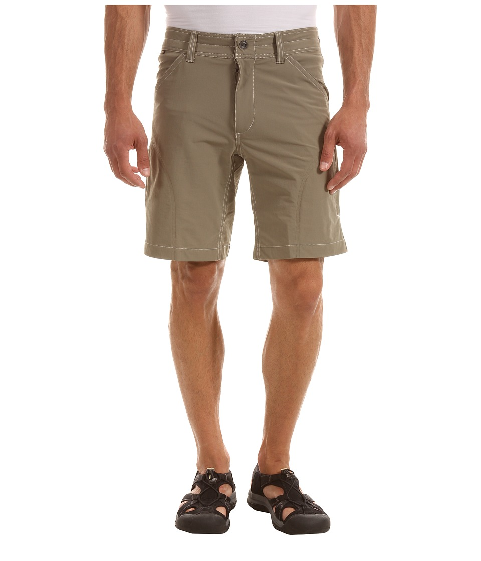 Kuhl - Renegade 10 Short (Khaki) Men's Shorts