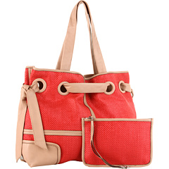 SALE! $151.99 - Save $226 on Kooba Rose Tote (Crimson) Bags and Luggage - 59.79% OFF $378.00