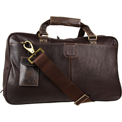 SALE! $299.99 - Save $98 on Boconi Bags and Leather Hendrix Cabin Duffle (Oldwood Brown) Bags and Luggage - 24.63% OFF $398.00