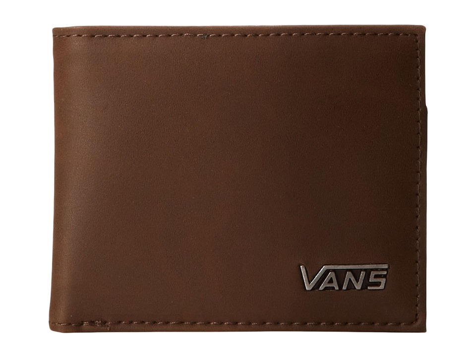 Vans - Suffolk Wallet (Brown) Bi-fold Wallet