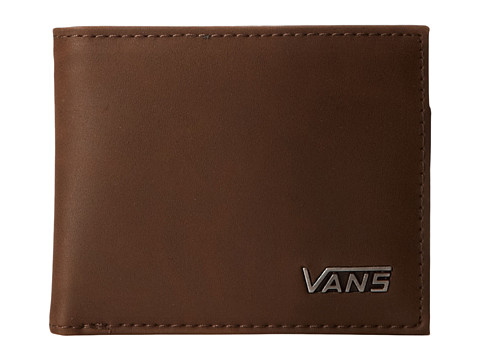 Vans - Suffolk Wallet (Brown) Bi-fold Wallet