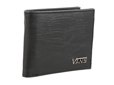 Vans - Suffolk Wallet (Black) Bi-fold Wallet