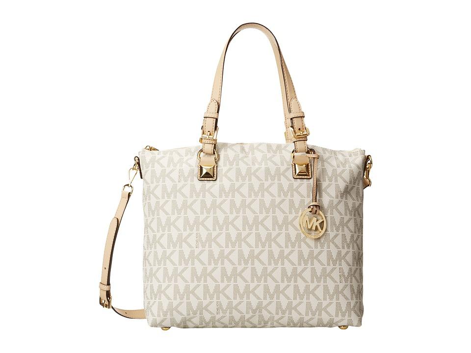 MICHAEL Michael Kors Jet Set Multifunction Satchel Handbags