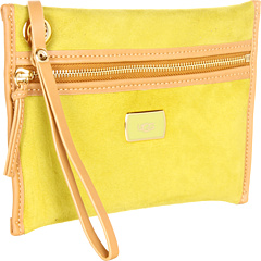 SALE! $59.99 - Save $65 on UGG Jane Shearling Wristlet (Citron) Bags and Luggage - 52.01% OFF $125.00