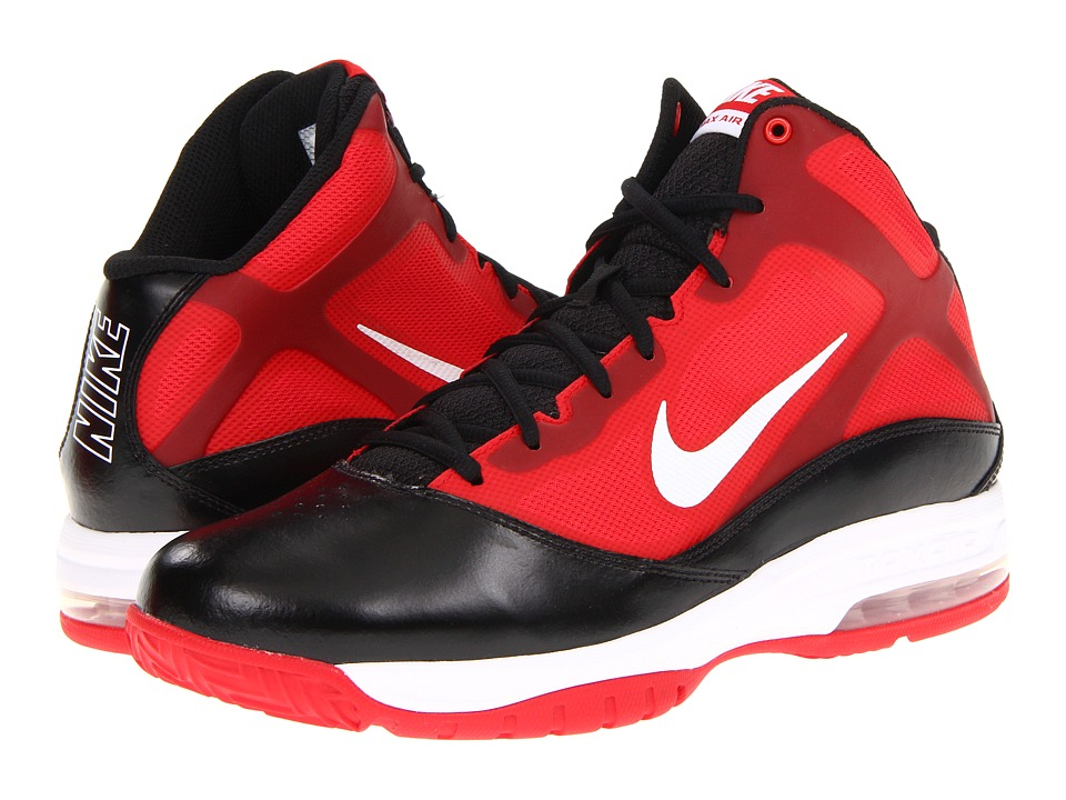 Nike - Air Max Actualizer (University Red/Black/Team Red/White) Men's Basketball Shoes