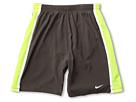 Nike Kids 7 Woven Tempo Short (Little Kids/Big Kids) (Midnight Fog/Volt/White)