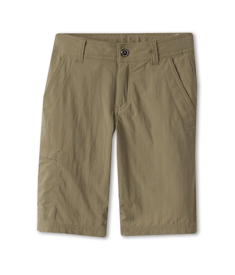 Marmot Kids - Cruz Short (Little Kids/Big Kids) (Desert Khaki) Boy's Shorts