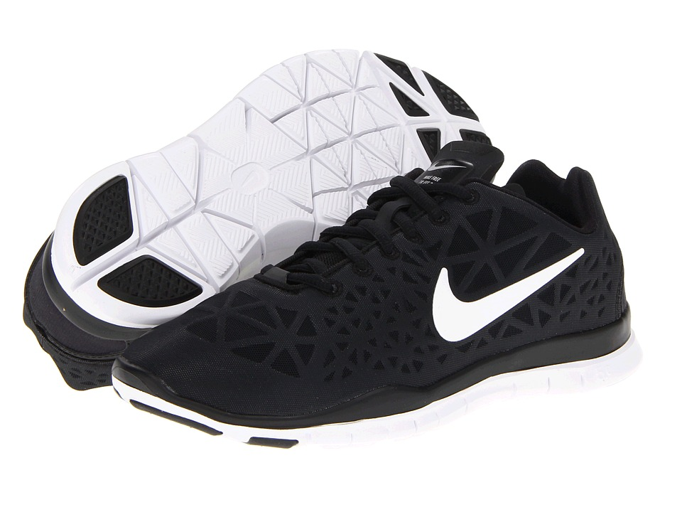 Nike - Free TR Fit 3 (Black/Anthracite/White) Women's Cross Training Shoes