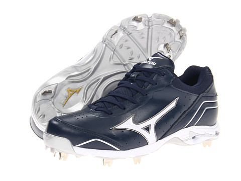 Mizuno - 9-Spike Advanced Classic 7 (Navy/White) Men
