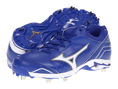 Mizuno - 9-Spike Advanced Classic 7 (Royal/White) Men's Running Shoes