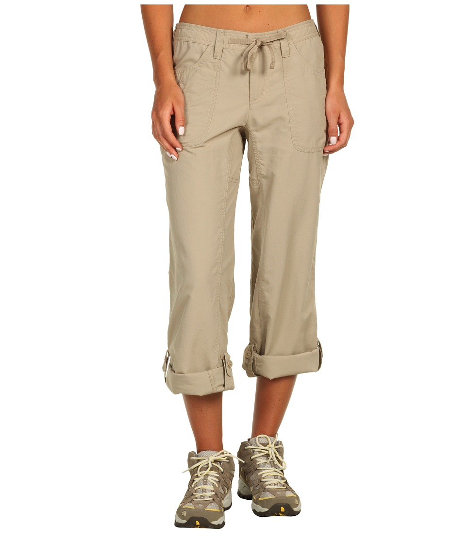 The North Face - Horizon Tempest Pant (Dune Beige) Women