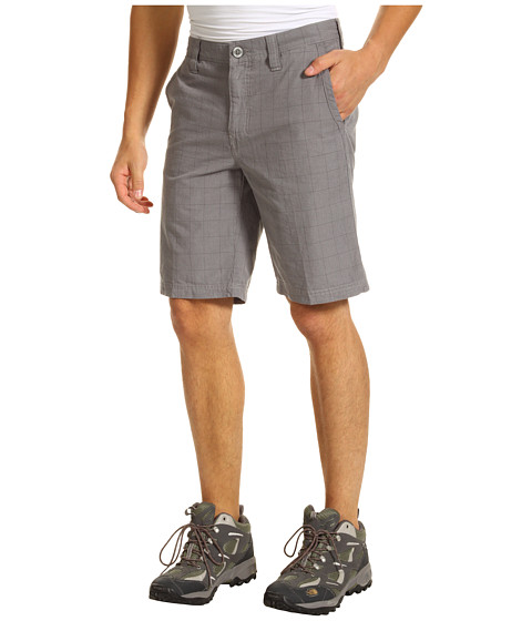 Columbia - Washed Out Novelty Short (Light Grey) Men's Clothing