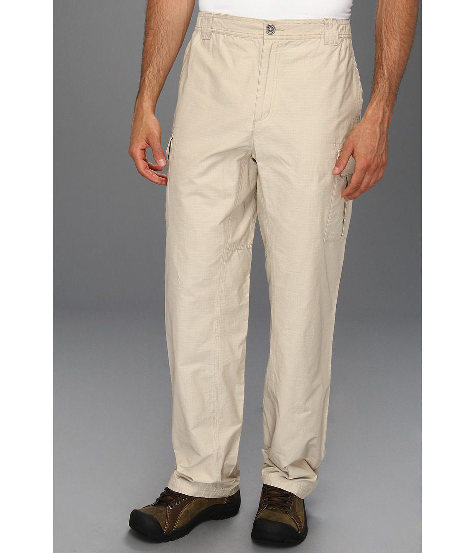Columbia - Crested Buttetm Cargo Pant (Fossil) Men's Casual Pants