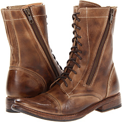 Bed Stu Tabor (Tan Rustic Leather) Footwear