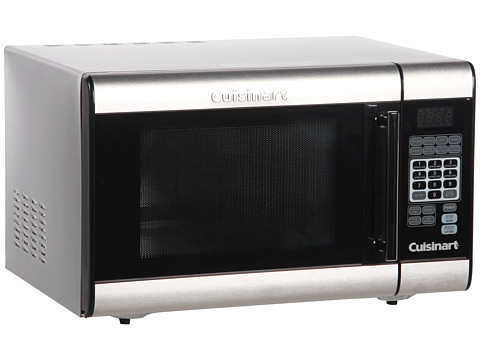 Upc 086279014191 Product Image For Cuisinart Stainless Steel Microwave Oven Model Cmw 100 Brushed