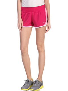 SALE! $14.99 - Save $13 on Nike 3 Dash Short Solid (Sport Fuchsia White Polarized Pink Reflective Silver) Apparel - 46.46% OFF $28.00