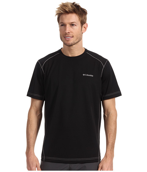 Columbia - Blasting Cool Crew (Black) Men